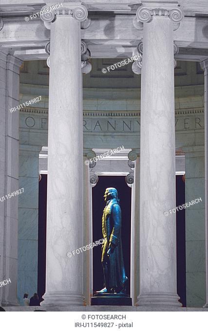 Jefferson Memorial, Washington D.C
