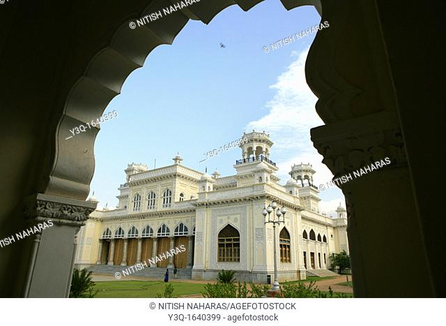 Nizam family ruled Hyderabad for around 300 years from the 1700's and were famous for their wealth, diamonds, gems, and art and architecture  Khilwat Mubarak is...