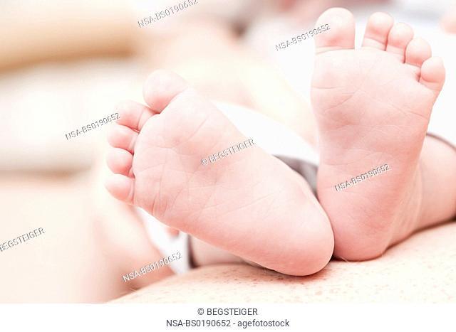 beby feet