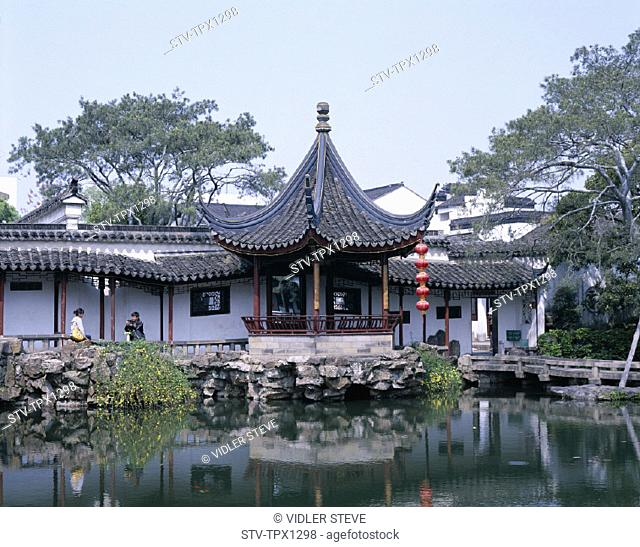 Asia, China, Garden, Heritage, Holiday, Jiangsu, Landmark, Master, Nets, Province, Suzhou, The, Tourism, Travel, Unesco, Vacatio