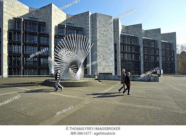 Town Hall, Mainz, Rhineland-Palatinate, Germany