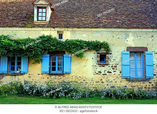 Cottage, Treigny, France