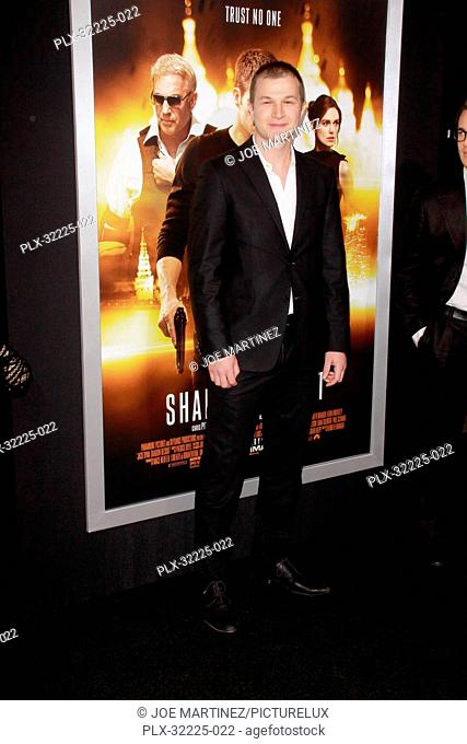 Alec Utgoff at the Paramount Pictures premiere of Jack Ryan: Shadow Recruit. Arrivals held at TCL Chinese Theatre in Hollywood, CA, January 15, 2014