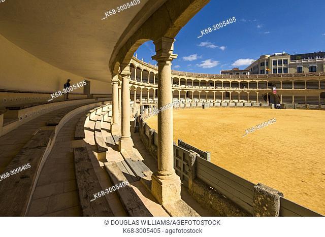 Bullring, Ronda, Malaga, Spain