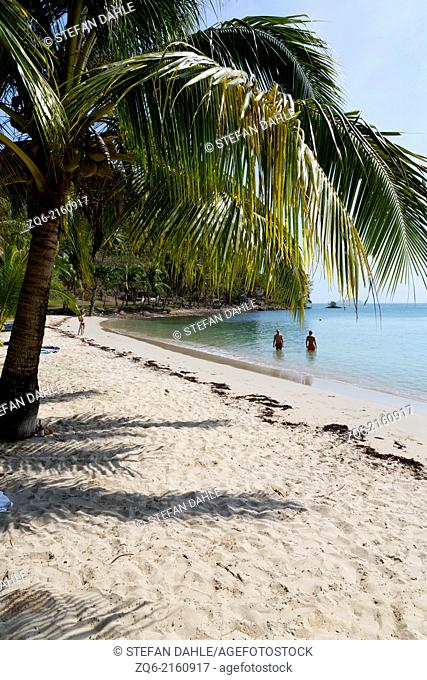 East Coast Beach on Ko Chang, Thailand