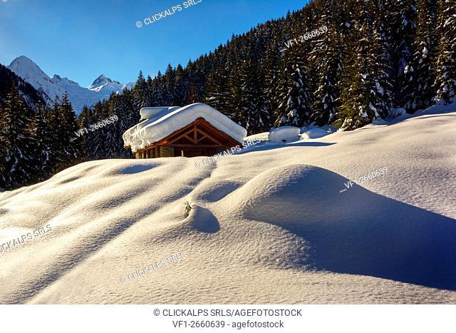 Val Brandet, province of Brescia, Italy