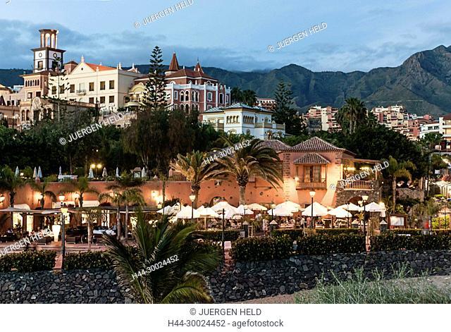 Gran Hotel Bahia Del Duque Resort, Tenerife, Spain