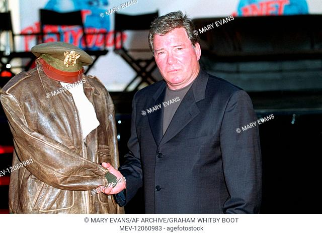 William Shatner Meets A Jacket Cannes Film Festival 1999 William Shatner Meets A Jacket 23 May 1999 William Shatner Meets A Jacket Cannes Film Festival 1999...