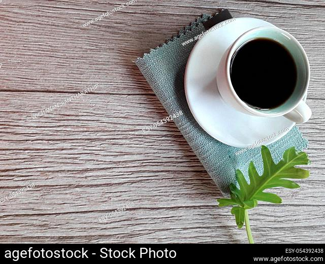 Drink a good cup of coffee. Relax from work