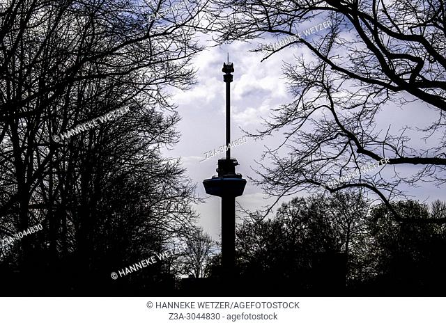 The Euromast in Rotterdam, the Netherlands