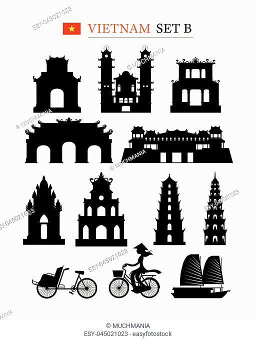 Design Elements, Black and White, Silhouette