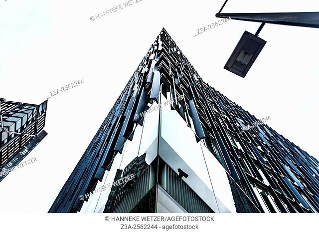 Blue Fin Building, London, UK
