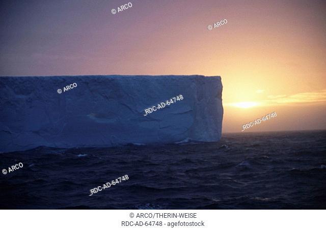 Tabular iceberg Table iceberg