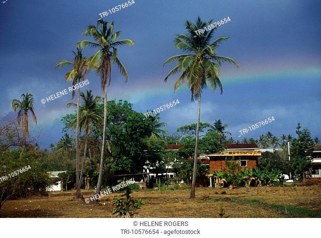 Crown Point Tobago Trinidad Suburb