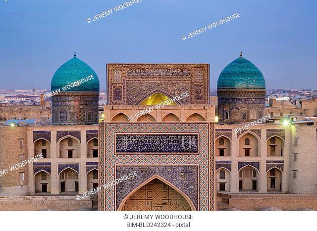 Miri Arab Madrassa, Bukhara, Bukhara, Uzbekistan