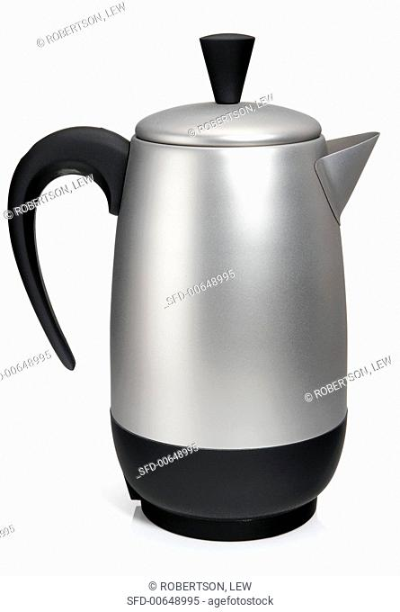 Old-fashioned coffee pot