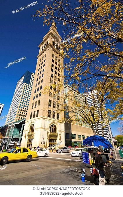 USA, Colorado, Denver, 16th Street Mall