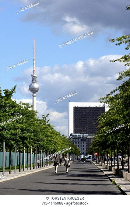 Germany, TV-Tower