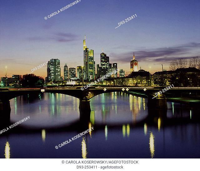 Frankfurt am Main. Germany
