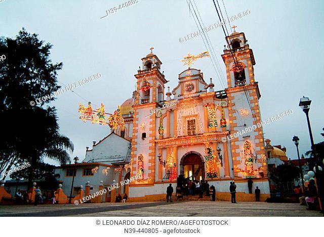 Xico. Veracruz. Mexico