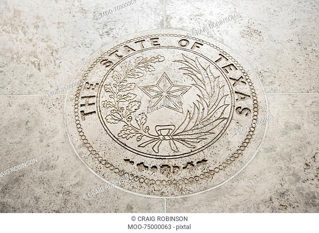 Seal Of Texas in Fort Bonifacio, Manila, Philippines