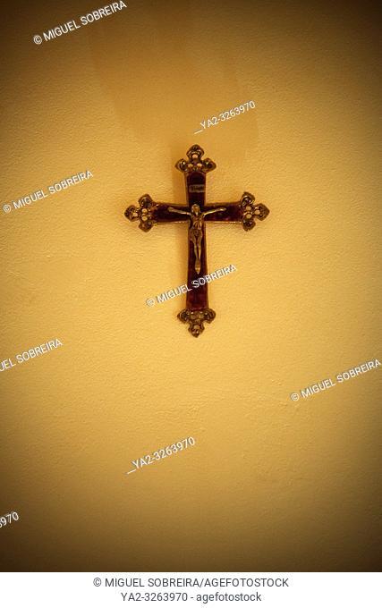 Crucifix on Wall