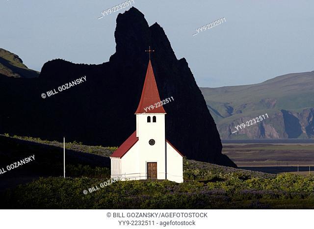 Vik Church - Vik i Myrdal, South Iceland