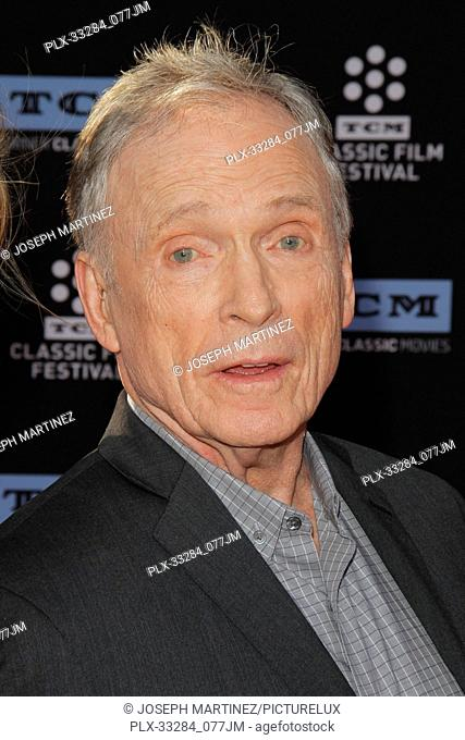 Dick Cavett at the 2017 TCM Classic Film Festival Opening Night Gala held at the TCL Chinese Theater in Hollywood, CA, April 6, 2017