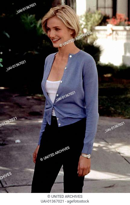 Cameron Diaz Mary (Cameron Diaz) *** Local Caption *** 1998, There's Something About Mary, Verrueckt Nach Mary