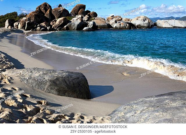 Devils Bay, The Baths, Virgin Gorda, British Virgin Islands