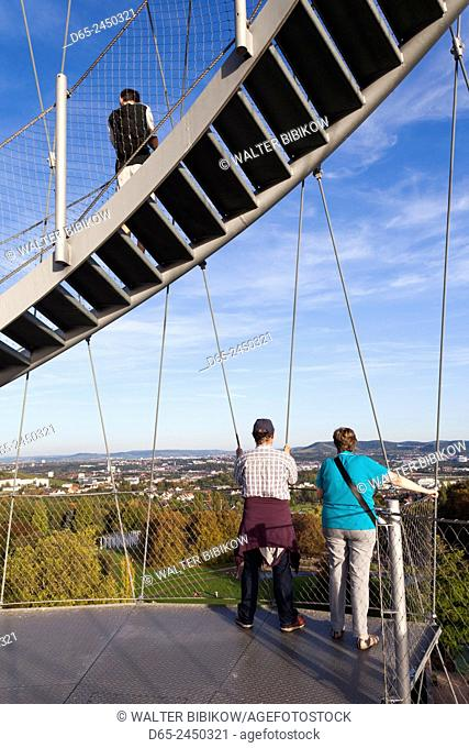 Germany, Baden-Wurttemburg, Stuttgart, Hohenpark Killesberg, tower
