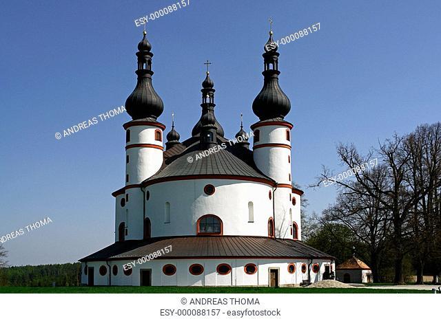 Dreifaltigkeitskirche Kappl