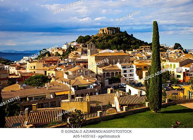 Begur, Baix Empordá, Costa Brava, Girona Province, Catalonia, Spain
