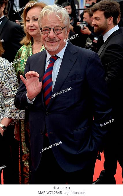 Giancarlo Giannini Cannes, 23-05-2019 72nd Cannes Film Festival