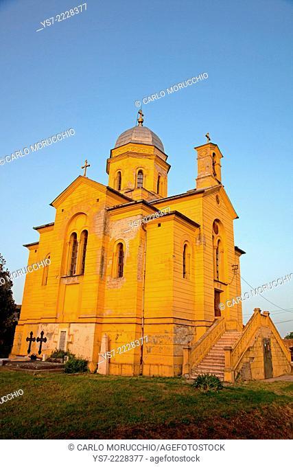 Church of saint Demetrius, Zemun quarter, Belgrade, Serbia