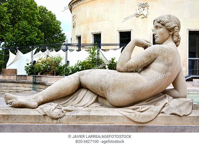 MAM, City of Paris Museum of Modern Art, Musée d'Art Moderne de la Ville de Paris, France