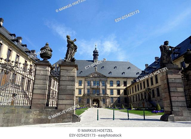 city palace fulda