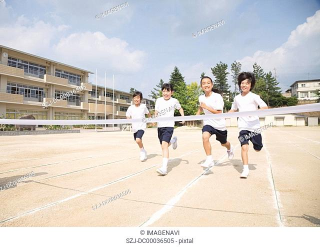 Short distance race