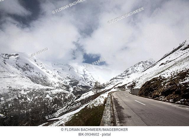Grossglockner High Alpine Road, Carinthia, Austria
