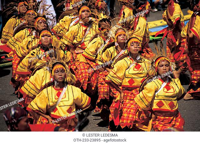 Bogobo Tribesmen