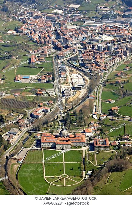 Santuario de Loiola, Azpeitia, Gipuzkoa, Basque Country, Spain