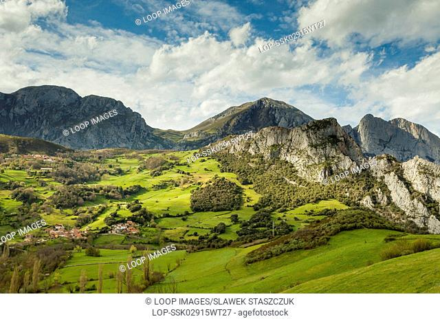 Picos de Europa National Park near Potes