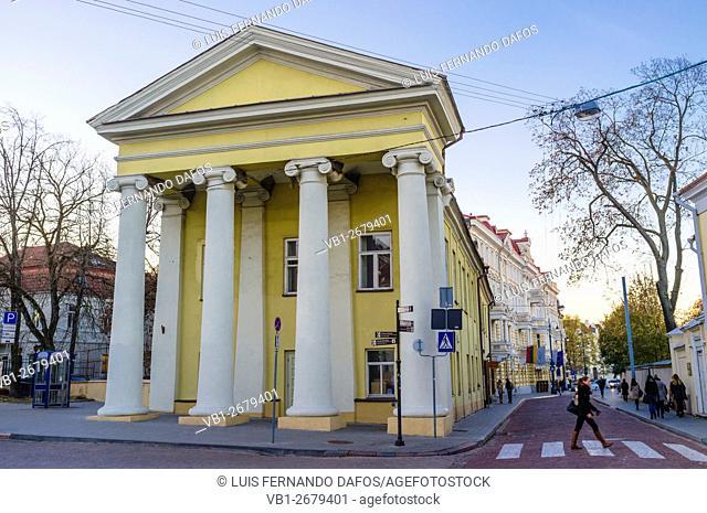 Vilnius Old Town, Lithuania, Europe