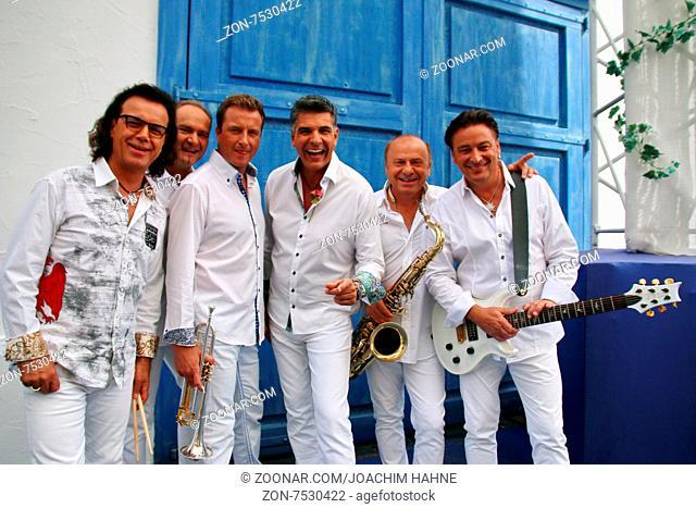 Die Paldauer (Musiker / Musikgruppe / Band) in der ARD-TV-Sendung