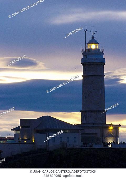 Faro de Cabo Mayor, Santander