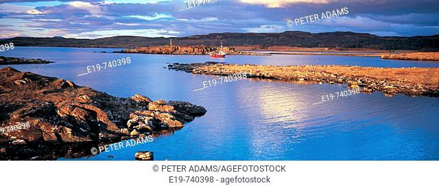 Nr Dervaig, Isle of Mull, Scotland, UK