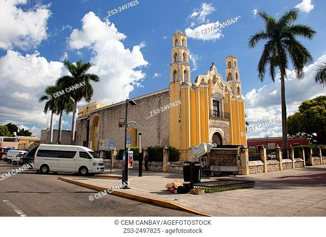San Cristobal Church, Merida, Yucatan Province, Mexico, Central America