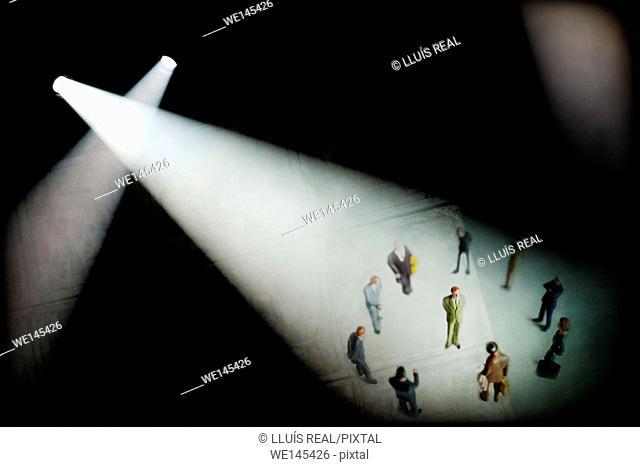 ilumnacion, gente, personas, muchos, ilumnacion, people, many