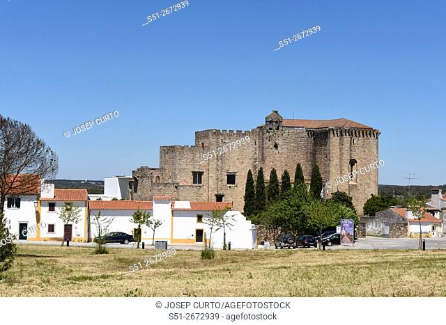 Monastery of Flor da Rosa, Alentejo region, Portugal