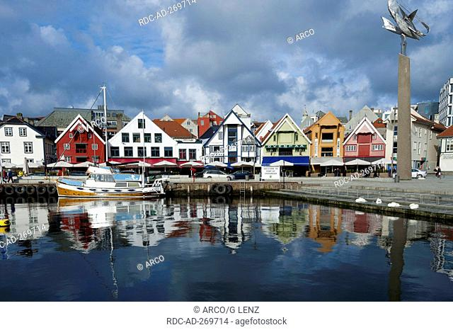 Harbour, Stavanger, Rogaland county, Norway